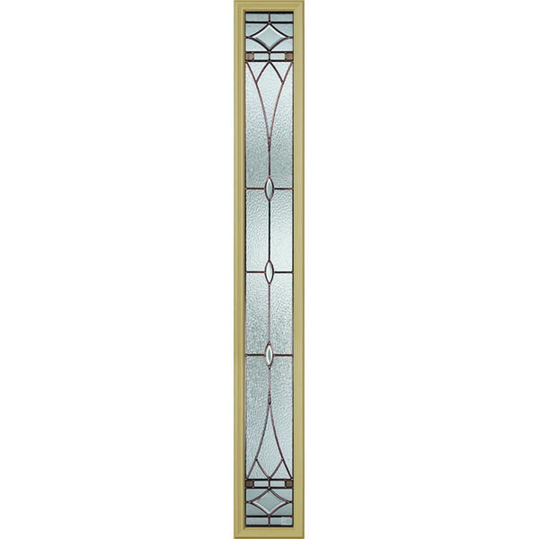 "Western Reflections Hutton Door Glass - 9"" x 66"" Frame Kit"