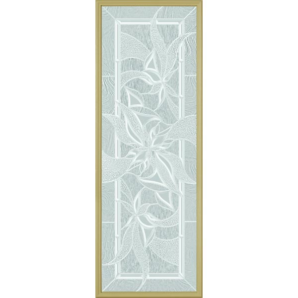"ODL Impressions Door Glass - 24"" x 66"" Frame Kit"