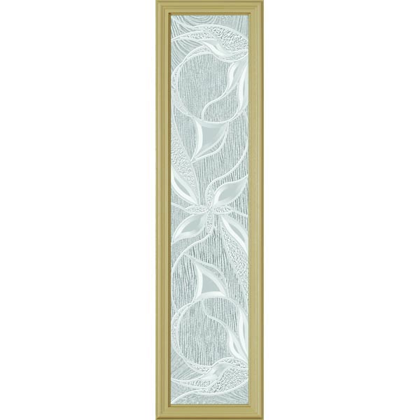 "ODL Impressions Door Glass - 10"" x 38"" Frame Kit"