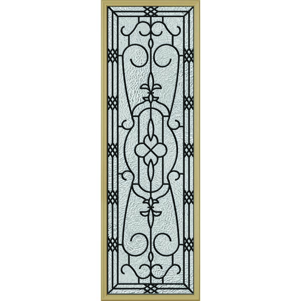 "ODL Jacinto Door Glass - 22"" x 66"" Frame Kit"