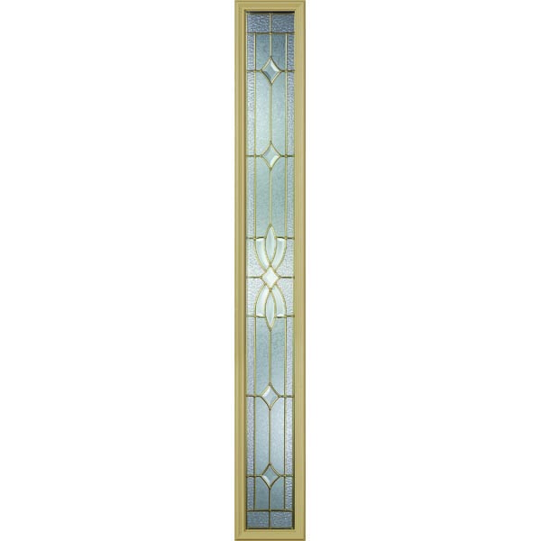 "Western Reflections Laurel Door Glass - 10"" x 66"" Frame Kit"