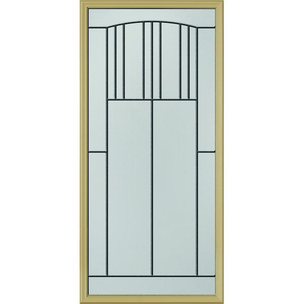 "ODL Madison Door Glass - 24"" x 50"" Frame Kit"
