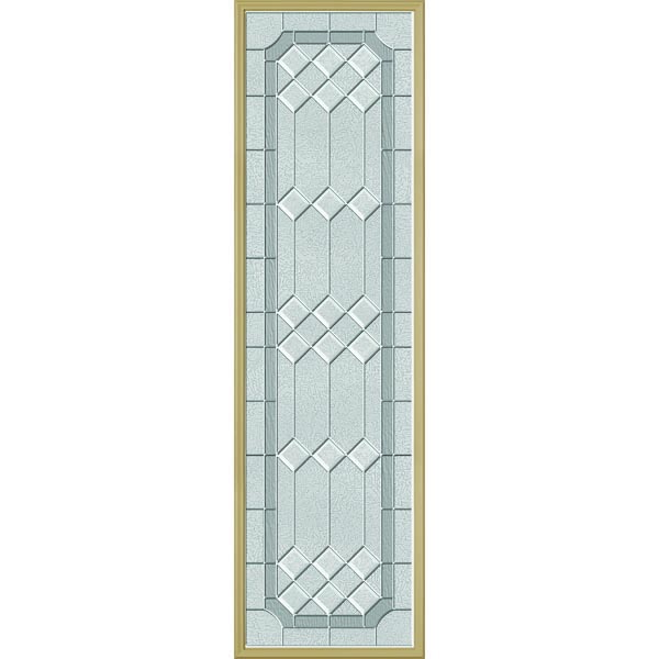 "ODL Majestic Elegance Door Glass - 24"" x 82"" Frame Kit"