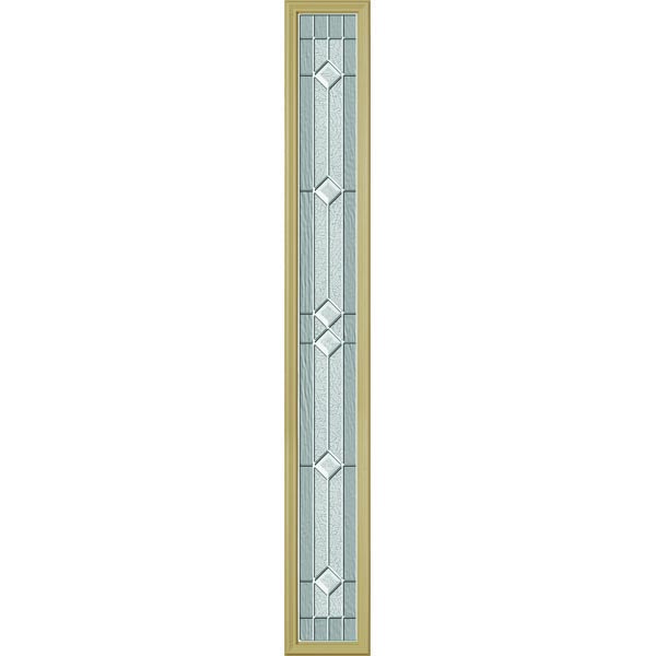 "ODL Majestic Elegance Door Glass - 10"" x 66"" Frame Kit"