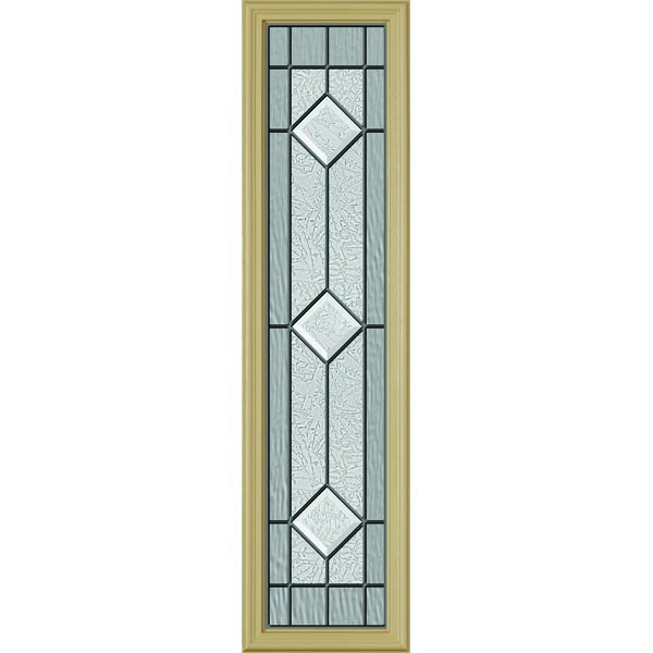 "ODL Majestic Elegance Door Glass - 10"" x 38"" Frame Kit"