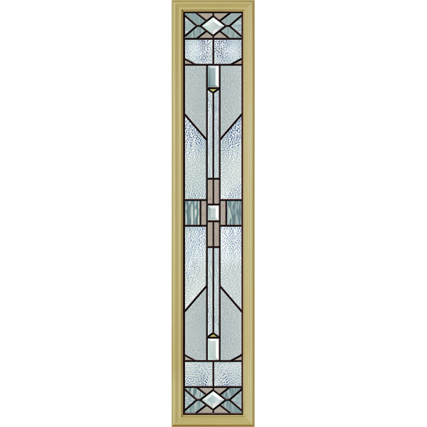 "ODL Mohave Door Glass - 10"" x 50"" Frame Kit"