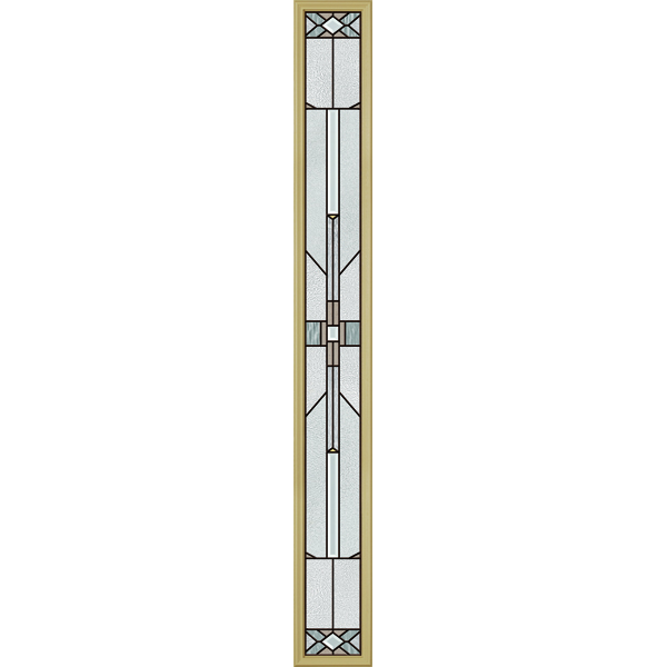 "ODL Mohave Door Glass - 10"" x 82"" Frame Kit"