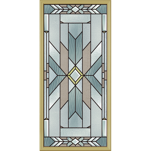 "ODL Mohave Door Glass - 24"" x 50"" Frame Kit"