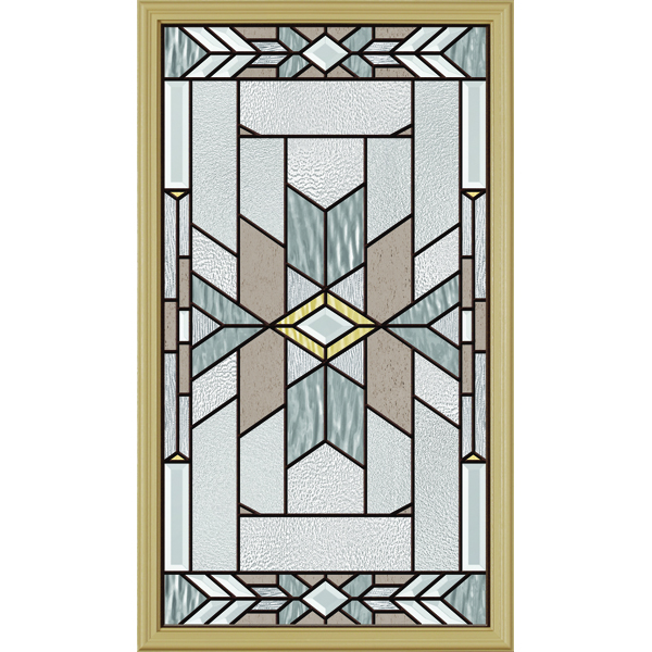 "ODL Mohave Door Glass - 22"" x 38"" Frame Kit"