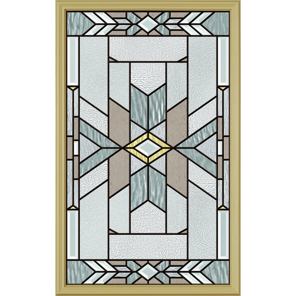 "ODL Mohave Door Glass - 24"" x 38"" Frame Kit"