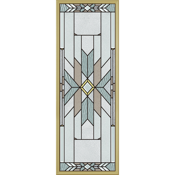 "ODL Mohave Door Glass - 24"" x 66"" Frame Kit"