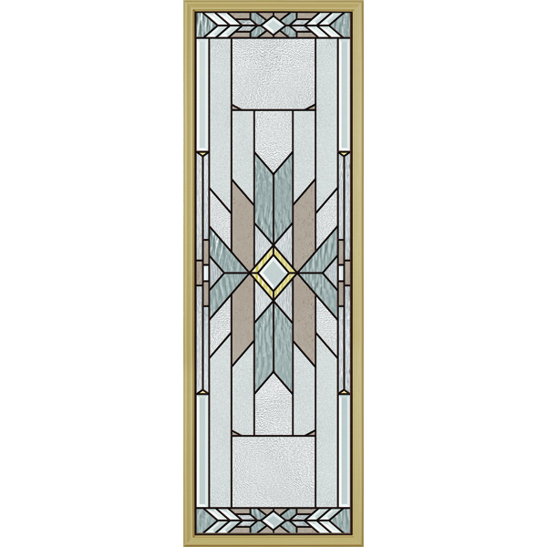 "ODL Mohave Door Glass - 22"" x 66"" Frame Kit"