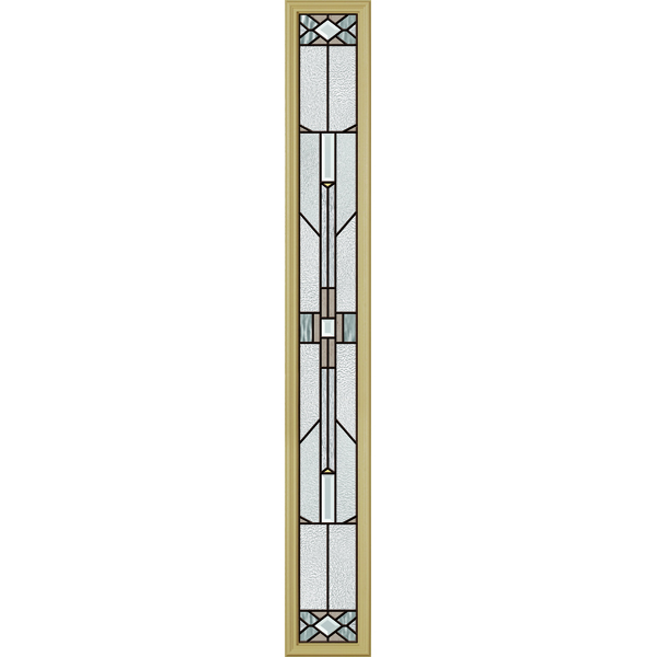 "ODL Mohave Door Glass - 9"" x 66"" Frame Kit"