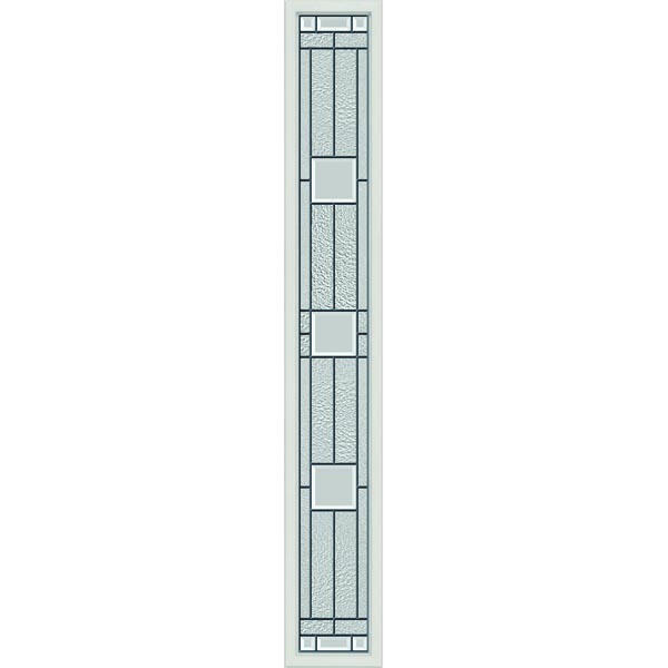 "ODL Monterey Door Glass - 10"" x 66"" Craftsman Frame Kit"