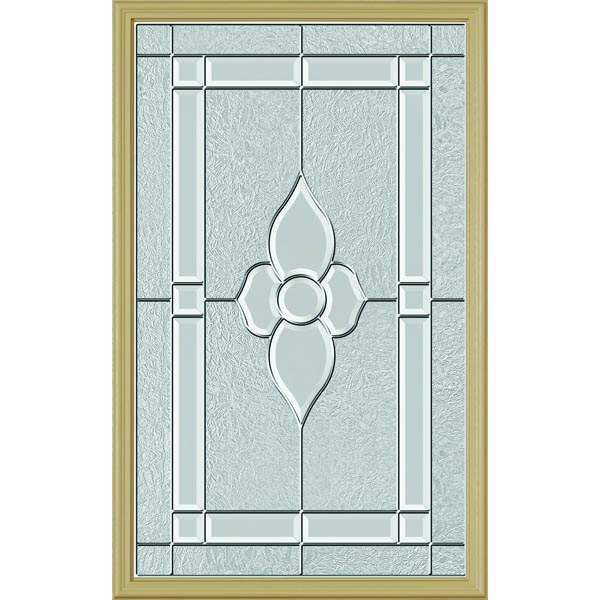"ODL Nouveau Door Glass - 24"" x 38"" Frame Kit"