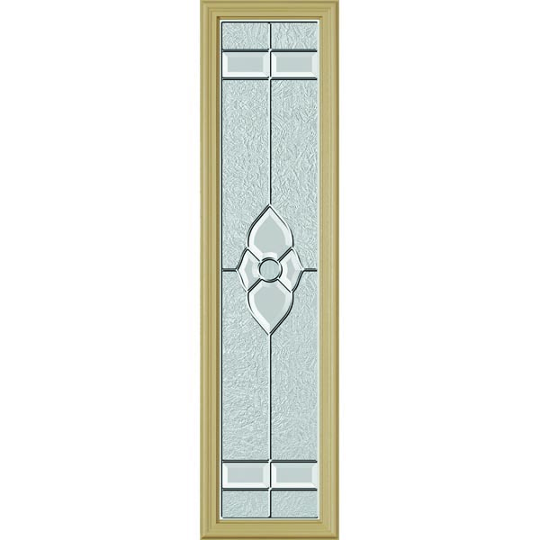 "ODL Nouveau Door Glass - 10"" x 38"" Frame Kit"