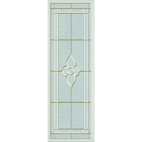 "ODL Nouveau Door Glass - 22"" x 66"" Frame Kit"