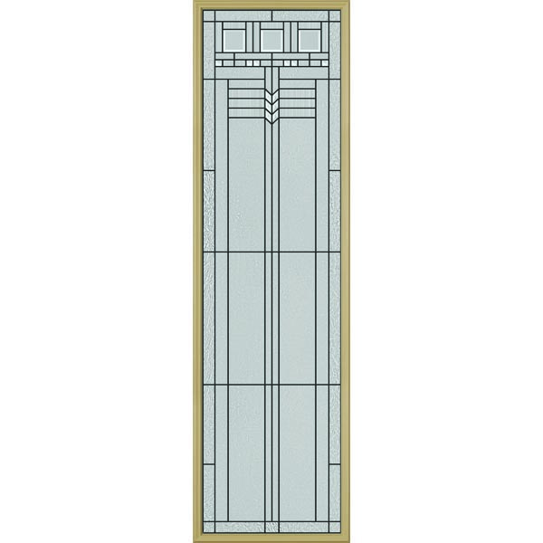 "ODL Oak Park Door Glass - 24"" x 82"" Frame Kit"