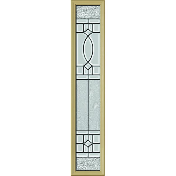 "ODL Paris Door Glass - 10"" x 50"" Frame Kit"