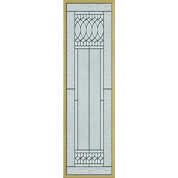 "ODL Paris Door Glass - 24"" x 82"" Frame Kit"