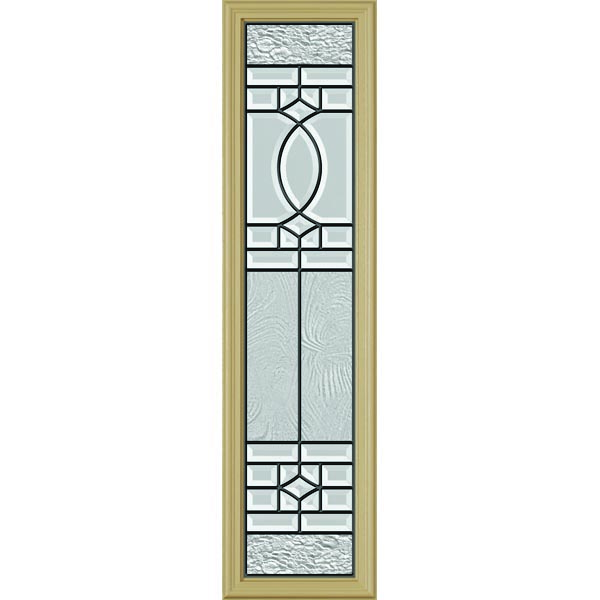 "ODL Paris Door Glass - 10"" x 38"" Frame Kit"