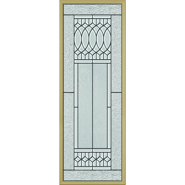 "ODL Paris Door Glass - 24"" x 66"" Frame Kit"