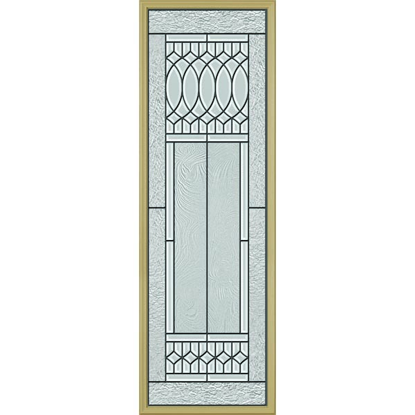 "ODL Paris Door Glass - 22"" x 66"" Frame Kit"