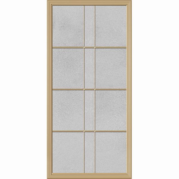 "ODL Destinations Door Glass - Parkway - 24"""" x 50"""" Frame Kit"