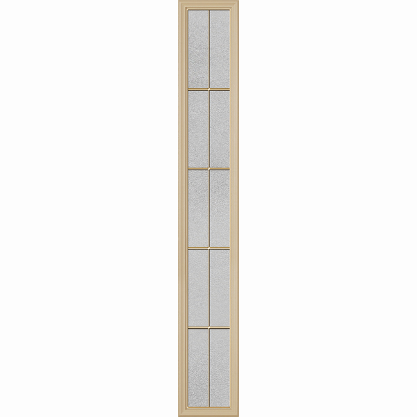 "ODL Destinations Door Glass - Parkway - 10"""" x 66"""" Frame Kit"