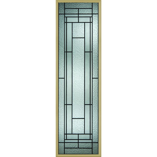 "Western Reflections Pembrook Door Glass - 24"" x 82"" Frame Kit"