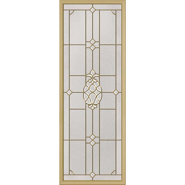 "ODL Pina Door Glass - 24"" x 66"" Frame Kit"