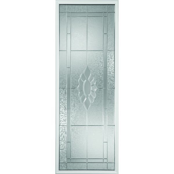 "Western Reflections Impact Resistant Princess Door Glass - 24"" x 66"" Frame Kit"