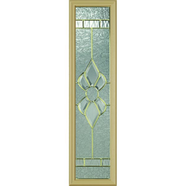 "Western Reflections Princess Door Glass - 10"" x 38"" Frame Kit"