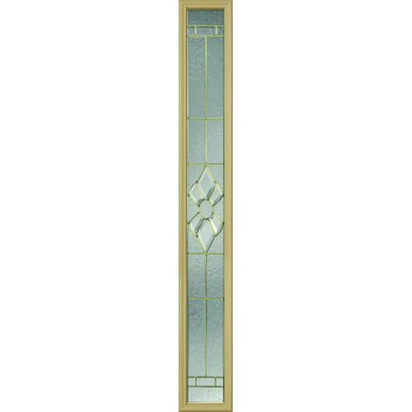 "Western Reflections Princess Door Glass - 9"" x 66"" Frame Kit"