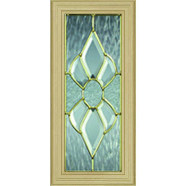 "Western Reflections Princess Door Glass - 9.5"" x 20.5"" Frame Kit"