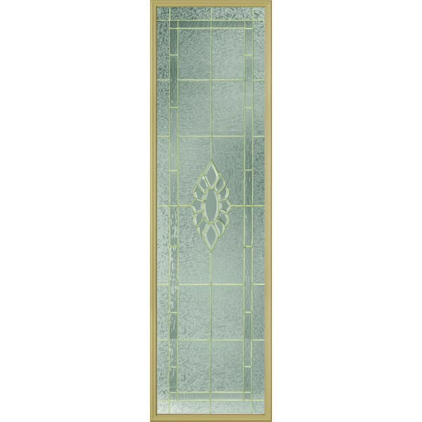 "Western Reflections Princess Door Glass - 24"" x 82"" Frame Kit"