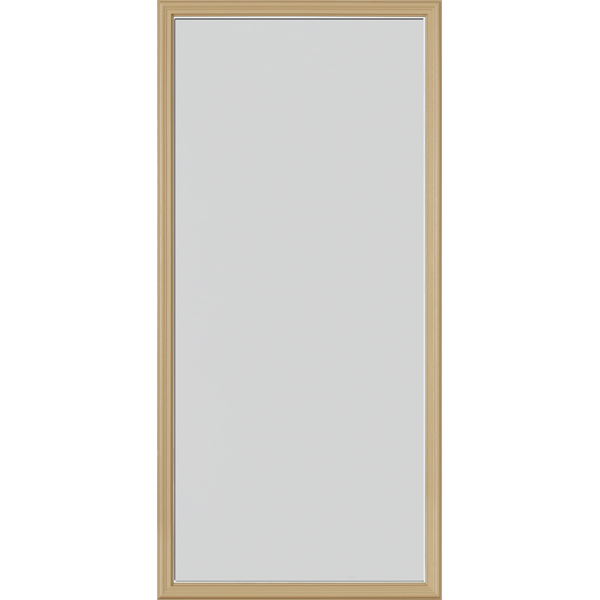"Image for ODL Perspectives Low-E Door Glass - Blanca - 24"" x 50"" Frame Kit from Zabitat"