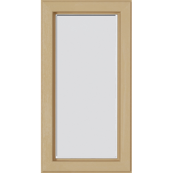 "Image for ODL Perspectives Low-E Door Glass - Blanca - 9"" x 17.25"" Craftsman Frame Kit from Zabitat"