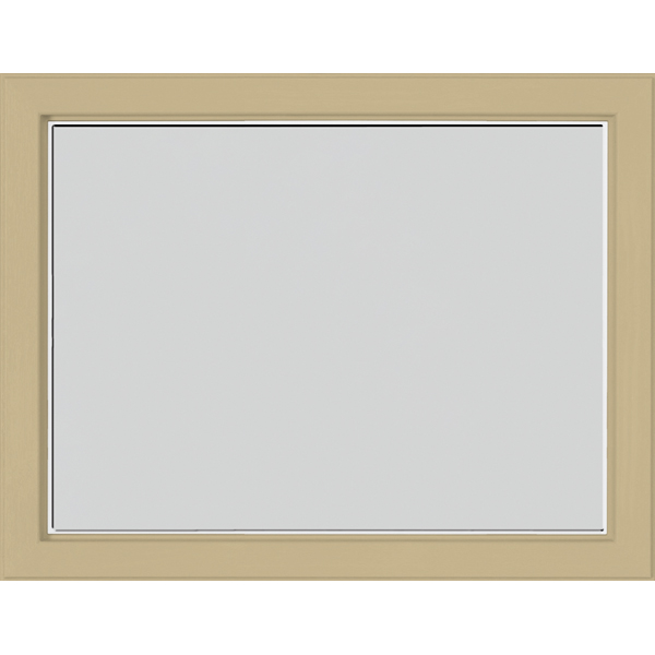 "Image for ODL Perspectives Low-E Door Glass - Blanca - 27"" x 17.25"" Craftsman Frame Kit from Zabitat"