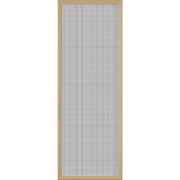 "Image for ODL Perspectives Low-E Door Glass - Textured Geo-Tex - 24"" x 66"" Frame Kit from Zabitat"
