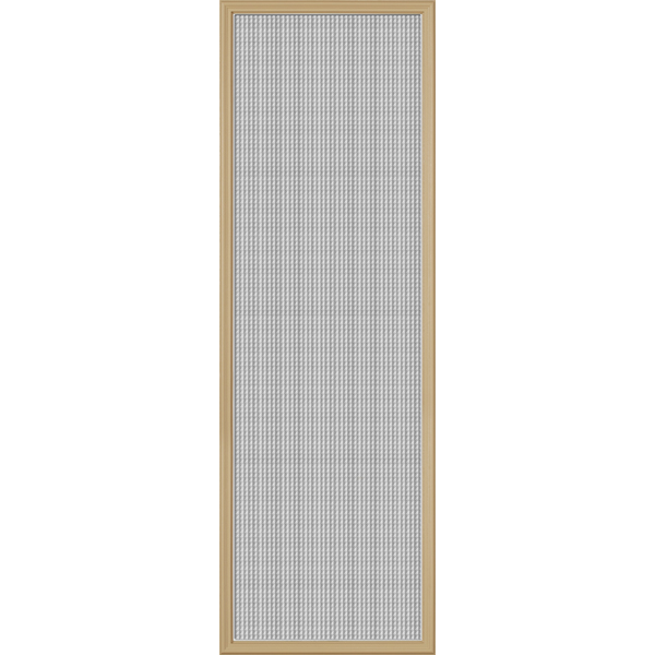 "Image for ODL Perspectives Low-E Door Glass - Textured Geo-Tex - 22"" x 66"" Frame Kit from Zabitat"