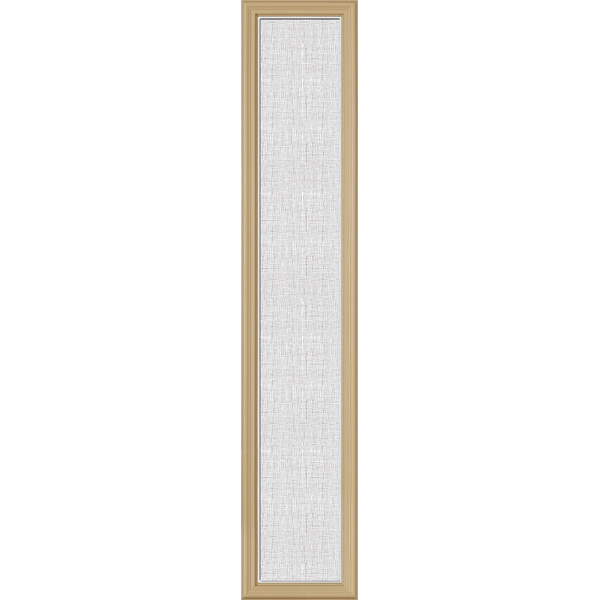 "ODL Perspectives Low-E Door Glass - Linen - 10"" x 50"" Frame Kit"