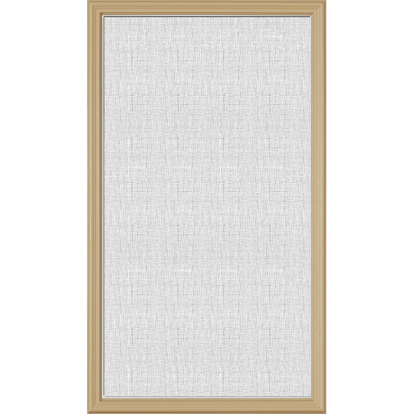 "ODL Perspectives Low-E Door Glass - Linen - 22"" x 38"" Frame Kit"