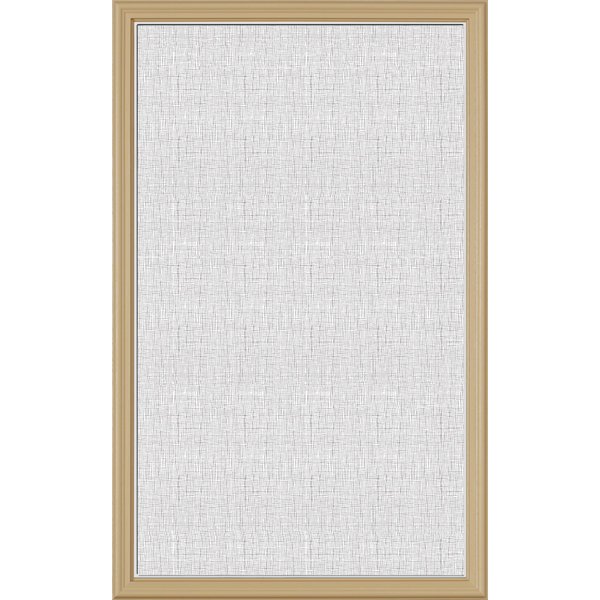 "ODL Perspectives Low-E Door Glass - Linen - 24"" x 38"" Frame Kit"
