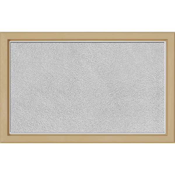 "Image for ODL Perspectives Low-E Door Glass - Micro-Granite - 27"" x 17.25"" Craftsman Frame Kit from Zabitat"
