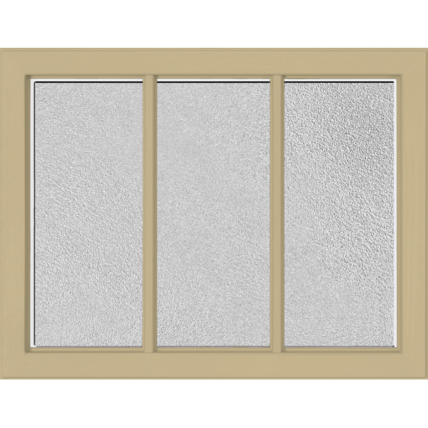 "Image for ODL Perspectives Low-E Door Glass - Micro-Granite - 23.313"" x 17.938"" Craftsman Frame Kit from Zabitat"