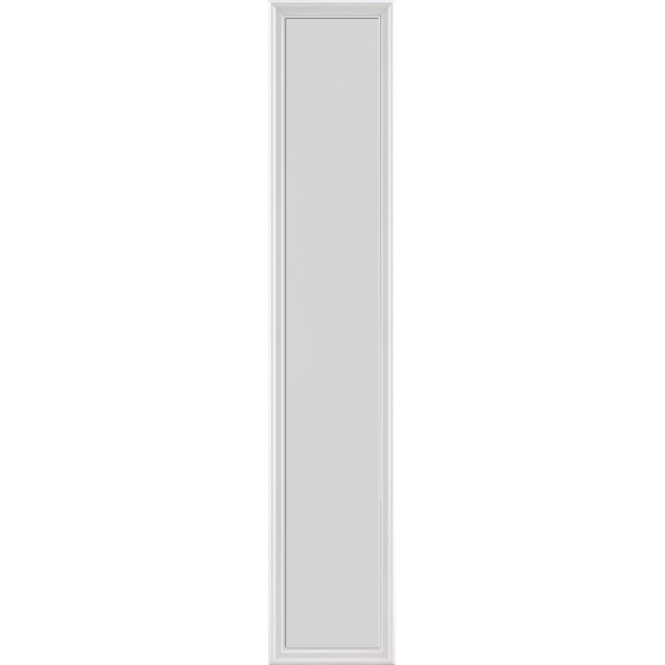 "Image for ODL Impact Resistant Perspectives Low-E Door Glass - Blanca - 16"" x 82"" Frame Kit from Zabitat"