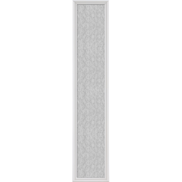 "Image for ODL Impact Resistant Perspectives Low-E Door Glass - Textured Streamed - 16"" x 82"" Frame Kit from Zabitat"