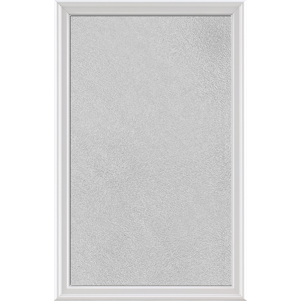 "Image for ODL Impact Resistant Perspectives Low-E Door Glass - Micro-Granite - 24"" x 38"" Frame Kit from Zabitat"