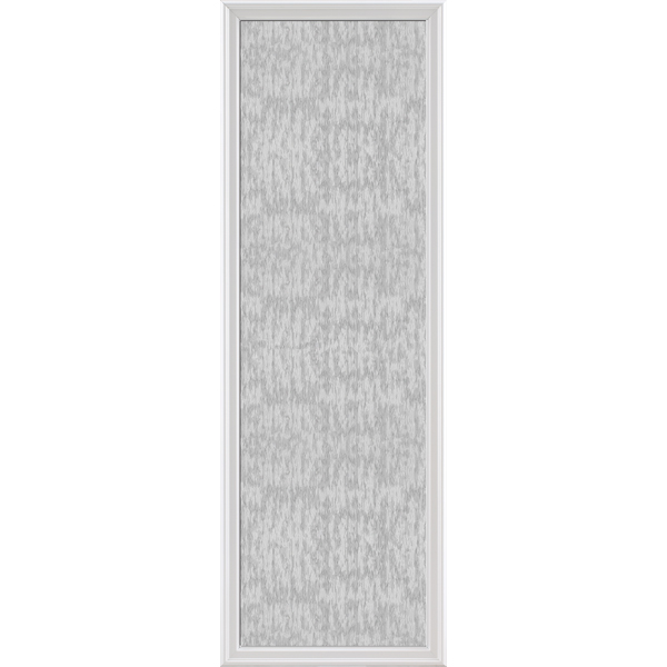 "Image for ODL Impact Resistant Perspectives Low-E Door Glass - Textured Streamed - 22"" x 66"" Frame Kit from Zabitat"